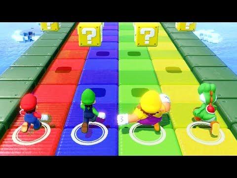 Xxx Mp4 Super Mario Party All Free For All Minigames 3gp Sex
