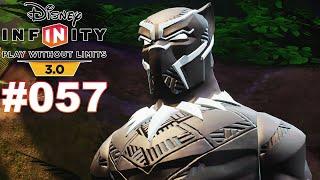 DISNEY INFINITY 3.0 #057 Black Panther ★ Let's Play Marvel Battlegrounds [Deutsch]