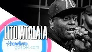 Lito Atalaia no Estúdio Showlivre Gospel - Apresentação completa
