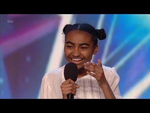 Jasmine Elcock Britain s Got Talent 2016 Audition week 4