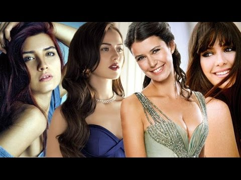 Top10 The Most Popular Turkish Actresses 2015
