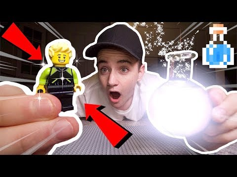 Xxx Mp4 Insane Ordering Potion Of LIFE From The Dark Web Using It On A LEGO Mini Figure IT CAME ALIVE 3gp Sex