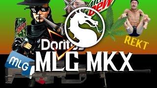 MLG MORTAL KOMBAT X - Parody (MKX)