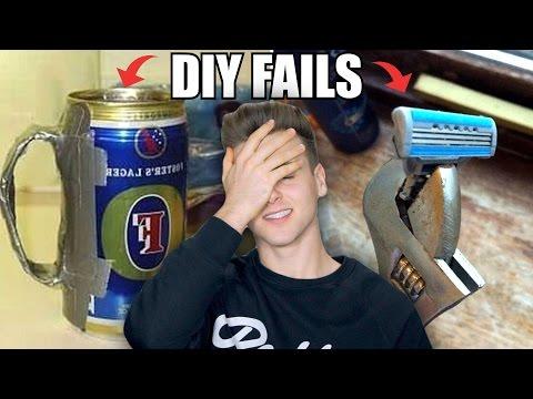 Hilarious DIY Fails
