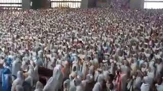 Ethiopian Orthodox followers in Dubai