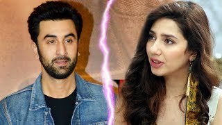 Pakistani Actress Mahira Khan REVEALS Dating Ranbir Kapoor