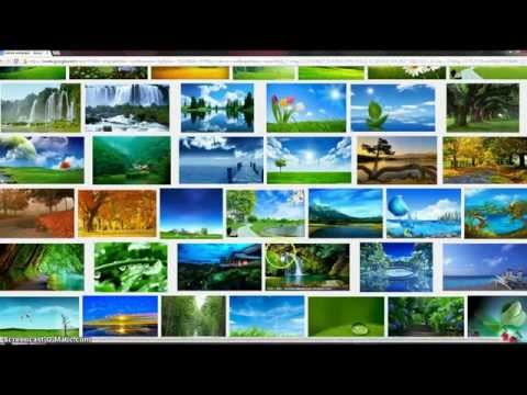 How to download pictures with