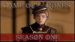 Game of Thrones Parody: Season 1 (FULL)