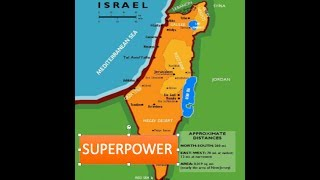 Why Israel is a next  Super-Power