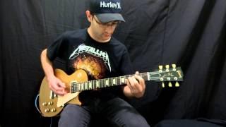 Eu não gosto de ninguém - Matanza - Guitar Cover