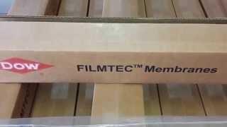 Filmtec BW30 2540 Membrane