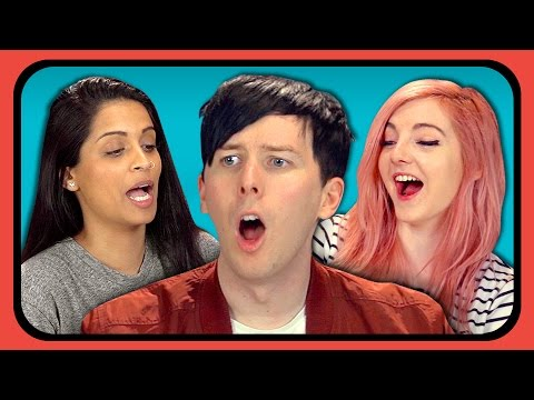 Download YouTubers React to Try to Watch This Without Laughing or Grinning 3 On Musiku.PW