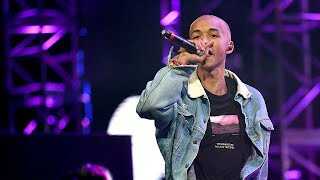 Jaden Smith Collapses On Stage After Spitting Too Many Bars