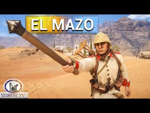 watch Battlefield 1 El Loco del Melee