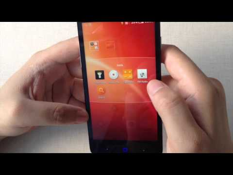 ZTE V5 Red Bull 3G Smartphone Snapdragon MSM8226 Quad Core 2GB 8GB 13.0MP Android 4.2 WCDMA