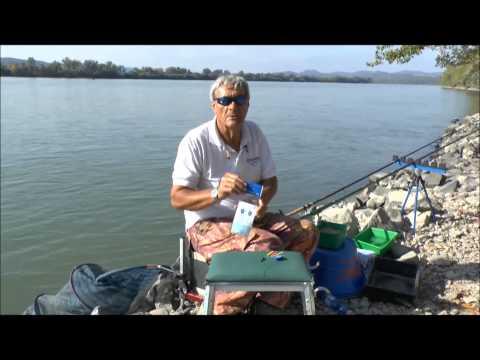 Őszi horgászat a Dunakanyarban Cralusso folyóvízi úszókkal