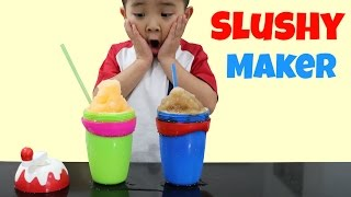 DIY Slushie Kids Fun How To Make Your Own Instant Slushy Ckn Toys