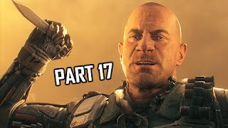 Call of Duty Black Ops 3 Walkthrough Part 17 - Boss Taylor (Let's Play Gameplay Commentary)