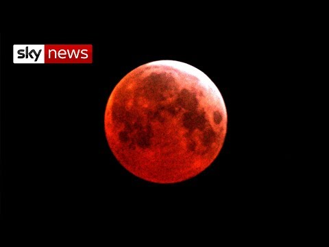 Xxx Mp4 Watch Live As Blood Moon Rises Over The Earth 3gp Sex