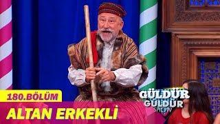 Güldür Güldür Show 180. Bölüm   Altan Erkekli - Meddah