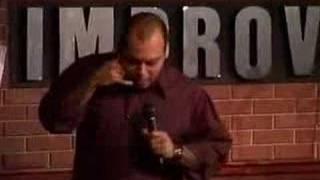 Arab-American Comedian Amer Zahr