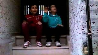 Mustafa ve tahacan-