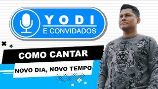 NOVO DIA, NOVO TEMPO - RENASCER (Cover + Tutorial)VOCATO