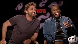 50 Cent, Gerard Butler &  Cast of