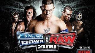 Game Play WWE 2010