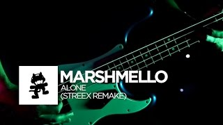 Marshmello - Alone (Streex Remake) [Monstercat Official Music Video]