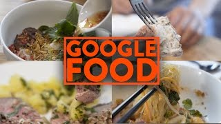 GOOGLE'S RESTAURANT POP-UP IN NYC?! - Fung Bros Food