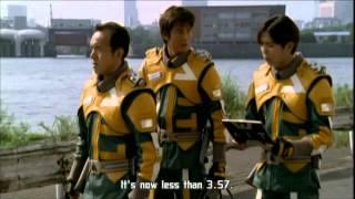 Giant Robot Mikazuki (Tekkouki Mikazuki)  - Episode 1