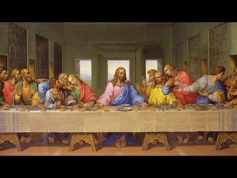 Os Segredos de A Última Ceia do Leonardo da Vinci