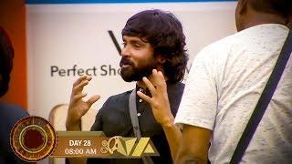 Bigg Boss Tamil : நீ யாரு என்ன Judge பண்றதுக்கு | Snehan, Ramya