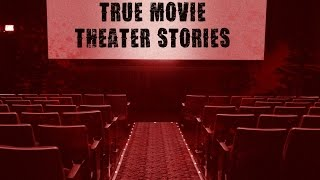 3 Creepy REAL Movie Theater Horror Stories