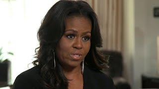 "Michelle Obama: ""The presidency isn"