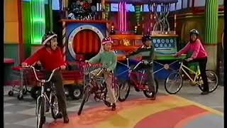 Barney Round And Round We Go (Part 3)