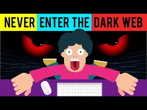 This is Why You Should Never Visit the Dark Web