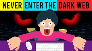 This is Why You Should Never Visit the Dark Web...