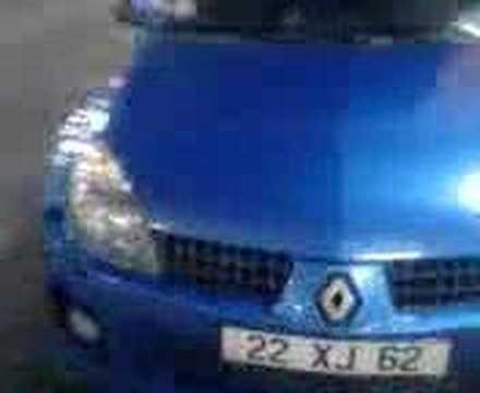 Renault Clio V6 Phase 2 255 cv