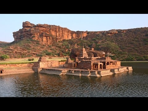 Xxx Mp4 Badami Cave Temples Karnataka India In 4K Ultra HD 3gp Sex