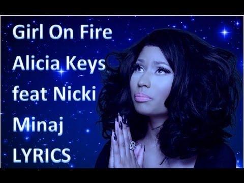 Free Download Alicia Keys Girl On Fire Instrumental