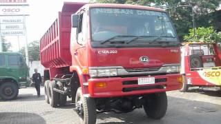 Modifikasi Nissan Diesel UD Truck dari 6x4 menjadi 6x6