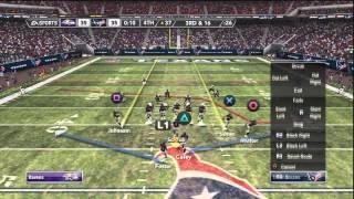 Madden 12 Bang The Sticks Advanced Strategies (Deep Cross)