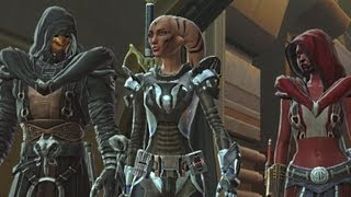 Legacy Sith Warrior Story - Quesh Side Storyline Part 2 | SWTOR | PWY
