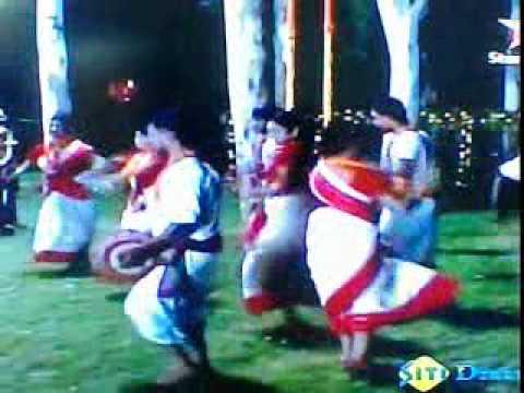 Anchol Jhulon | Full Bengali Song by Amika Shail | Star Jalsa