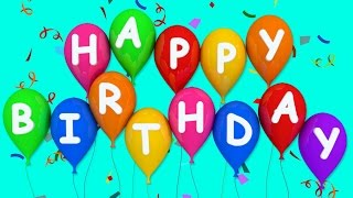 Birthday Songs - Happy Birthday To You