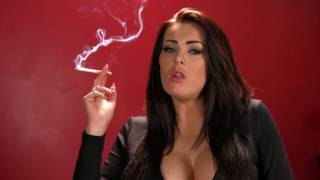 CHARLEY ATWELL SMOKING STRONG MARLBORO REDS 100S CIGARETTES.MP4