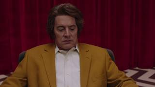 Twin Peaks - Someone manufactured you (Dougie Jones in the Red Room)