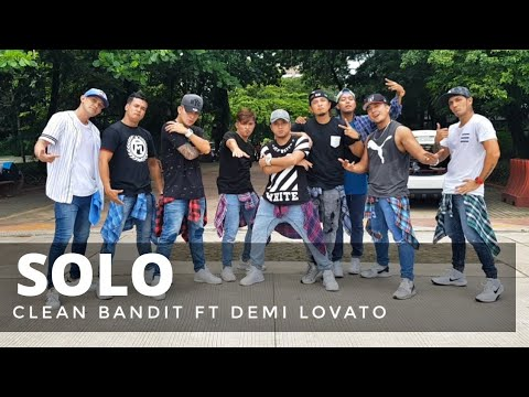 SOLO by Clean Bandit ft Demi Lovato | Zumba® | Pop | Kramer Pastrana